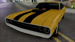 Dodge Challenger RT 1970 [IVF VehFuncs ADB]