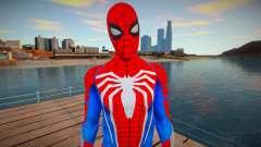 Spiderman from Spiderman PS4 для GTA San Andreas