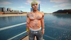 New Vagos Skin для GTA San Andreas