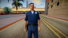 New lapd1 (good textures) для GTA San Andreas