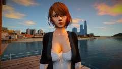 Tamaki Casual v8 skin для GTA San Andreas