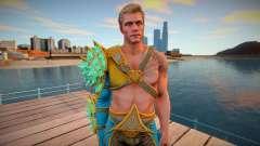 Aquaman from Injustice 2 для GTA San Andreas