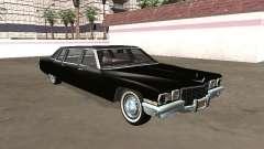 Cadillac DeVille Limousine 1972