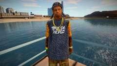 Lil Wayne v1 для GTA San Andreas