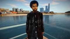 Ice Cube denim jacket для GTA San Andreas