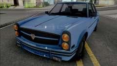 Benefactor Glendale Special для GTA San Andreas