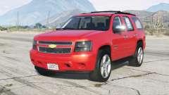 Chevrolet Tahoe LT Texas Edition (GMT900) 2008〡add-on v1.6 для GTA 5