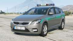 Kia Ceed SW Polish Border Guard〡[ELS] add-on для GTA 5