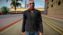 Johnny Klebitz - Mayans MC для GTA San Andreas