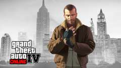 Grand Theft Auto Connected для GTA 4