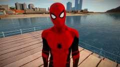 Spiderman FFH для GTA San Andreas