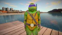 Ninja Turtles - Donatello для GTA San Andreas