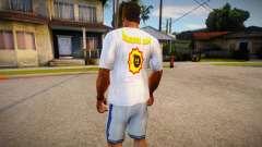 New T-shirt (good textures) для GTA San Andreas