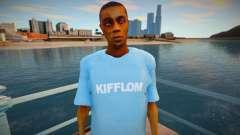 Nigga Kifflom style для GTA San Andreas