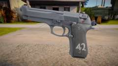 Beretta M9 (AA: Proving Grounds)