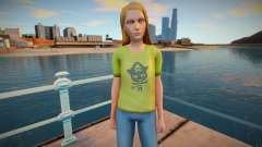 Chloe Price - from Life Is Strange: Before the S для GTA San Andreas