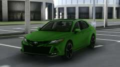 Toyota Camry v70 Green для GTA San Andreas