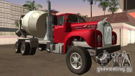 Mack B-61 1953 Cement для GTA San Andreas