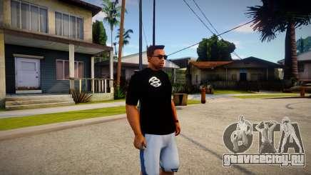 T-shirt World Wide для GTA San Andreas