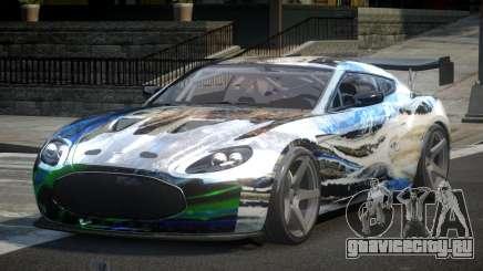 Aston Martin Zagato BS U-Style L8 для GTA 4