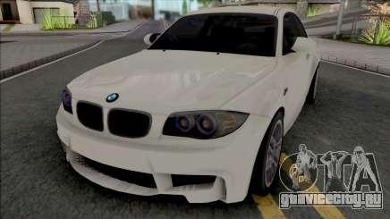 BMW 135i Coupe [Fixed] для GTA San Andreas