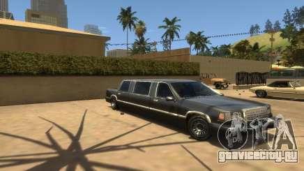 Stretch SA для GTA 4