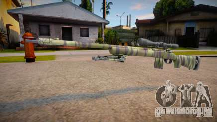 M24 (AA: Proving Grounds) V3 для GTA San Andreas