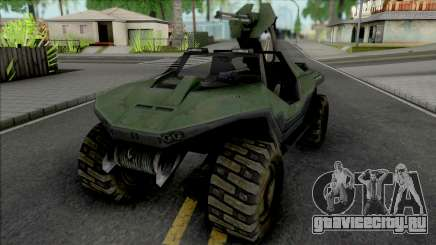 Halo Combat Evolved Warthog M12 для GTA San Andreas