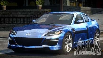 Mazda RX-8 SP-R S7 для GTA 4