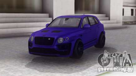 Bentley Bentayga Lumma для GTA San Andreas