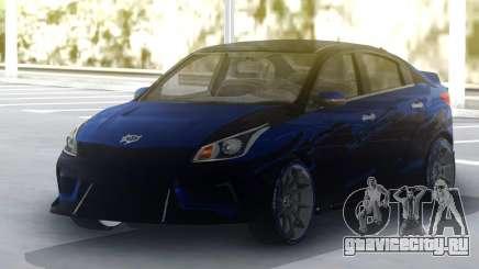 Kia Rio 4 2017 Low для GTA San Andreas