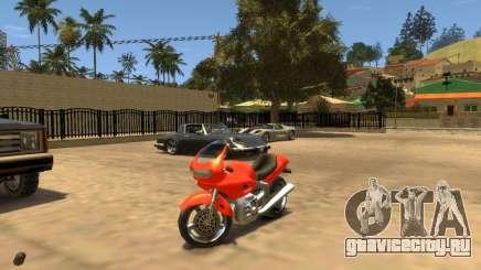 PCJ 600 SA для GTA 4