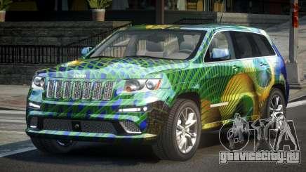 Jeep Grand Cherokee U-Style S2 для GTA 4