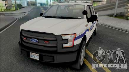 Ford F-150 201 Dillimore Blueberry Police для GTA San Andreas