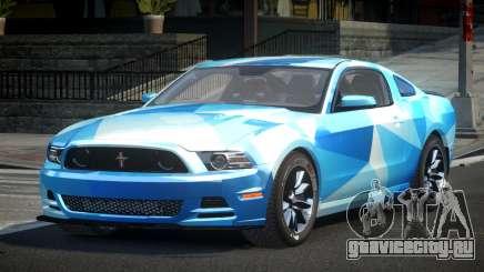 Ford Mustang 302 SP Urban S3 для GTA 4