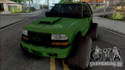 Chevrolet Blazer Lifted для GTA San Andreas