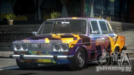 VAZ 2106 BS Drift S7 для GTA 4