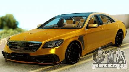 Mercedes-Benz C 63 для GTA San Andreas