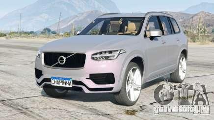 Volvo XC90 T8 R-Design 2016〡add-on для GTA 5