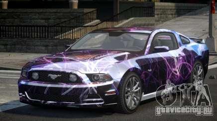 Ford Mustang GT BS-R L4 для GTA 4