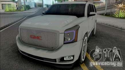 GMC Yukon Denali 2016 для GTA San Andreas