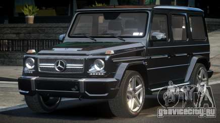 Mercedes-Benz G65 PSI для GTA 4