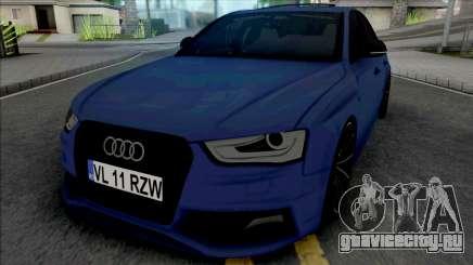 Audi S4 B8.5 Sedan 2014 для GTA San Andreas