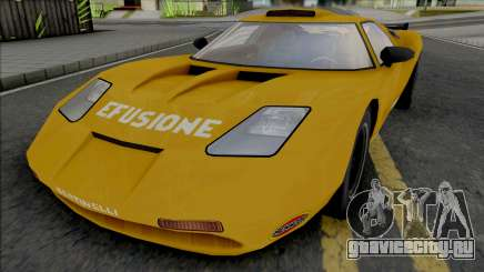 Muscle Type 3 для GTA San Andreas
