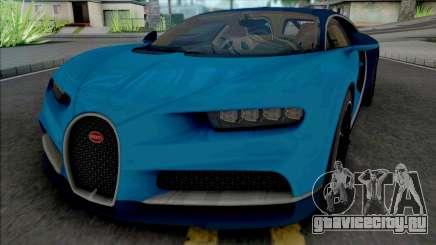 Bugatti Chiron 2017 (Real Racing 3) для GTA San Andreas