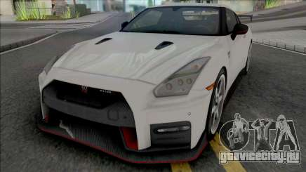 Nissan GT-R Nismo (SA Plate) для GTA San Andreas