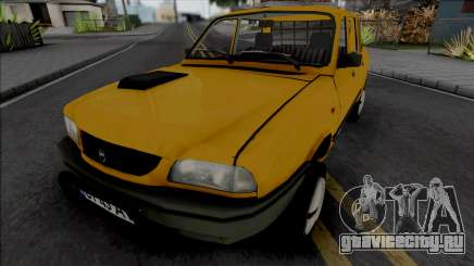 Dacia 1307 Double Cab для GTA San Andreas