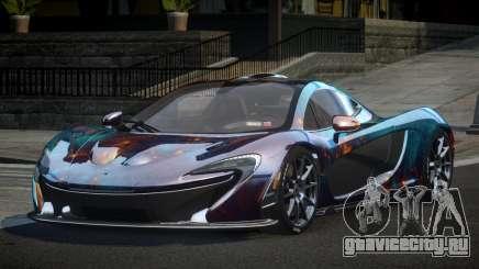 McLaren P1 US S4 для GTA 4
