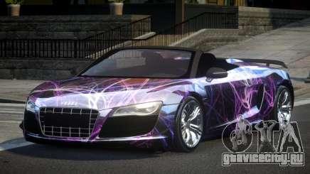 Audi R8 SP Roadster PJ9 для GTA 4