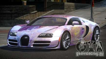 Bugatti Veyron US S2 для GTA 4